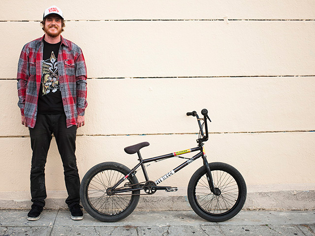 What I Ride - Van Homan